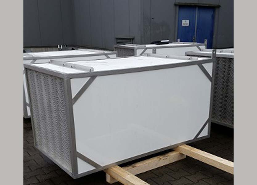 CORRUGATED PLATE INTERCEPTOR (CPI)