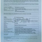 span certificate filter press