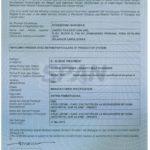 span certificate gravity belt thickener