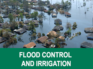 flood control and irrigation