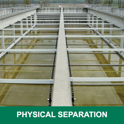 physical separation