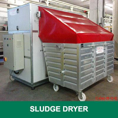 sludge dryer