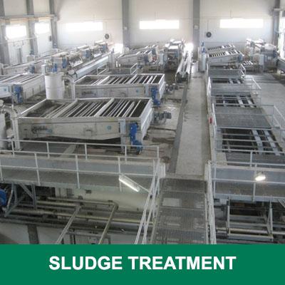 sludge treatment